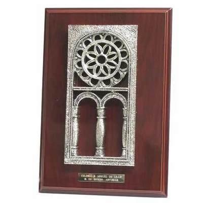 Celosia San Miguel de Lillo - placa sobremesa