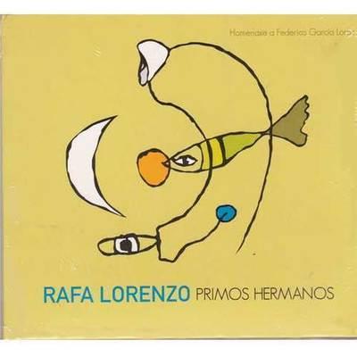 Rafa Lorenzo - primos hermanos