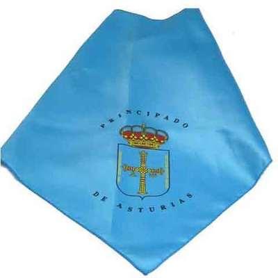 Pañuelos escudo Asturias