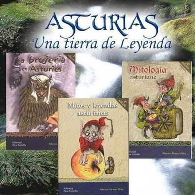 Libros de Asturias. Una tierra de leyendas