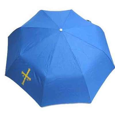 Paraguas plegables cruz victoria