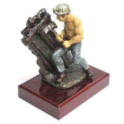 Minero entibador pequeño