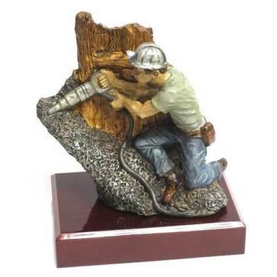 Minero picador pequeño