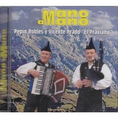 Pepin Robles y Vicente Prado
