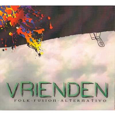 Vrienden - Folk-Fusion-Alternativo