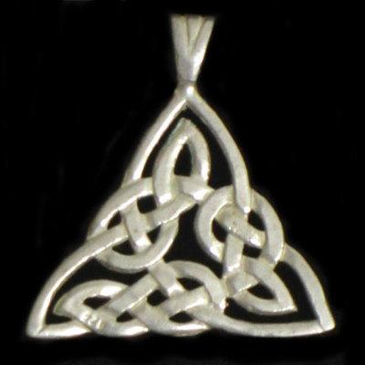 Colgantes plata motivos celtas - tamaño 3