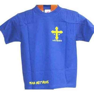 Cruz de la victoria azul royal