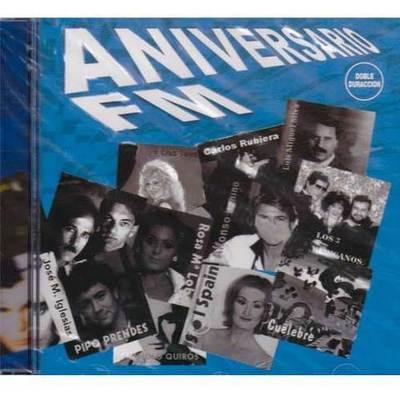 Aniversario FM (en Asturias) - doble duración