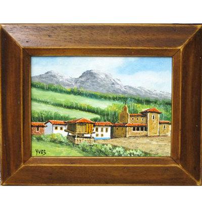 Caserio y Horeeos asturianos 2