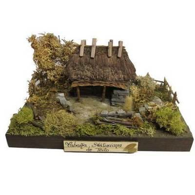 Teito piedra - base madera - mod.1