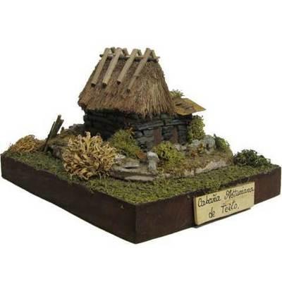 Teito piedra - base madera - mod.2