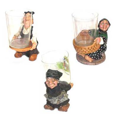 Portadoras de vaso sidra