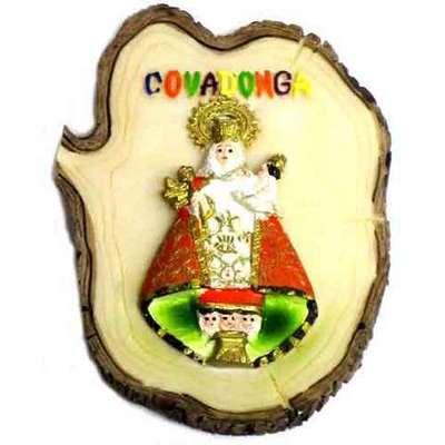 Iman tronco Virgen de Covadonga