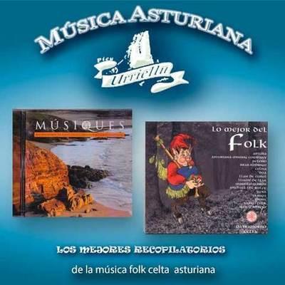 Recopilatorios del folk celta asturiano