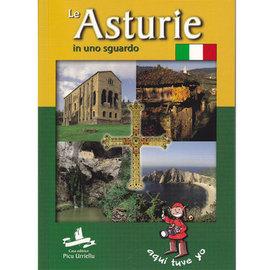 Le Asturie in uno sguardo - Italiano
