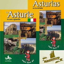 ASTURIAS en castellano e italiano ( pastas semirigidas)