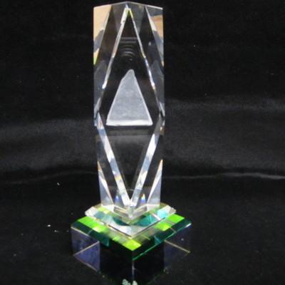 Monolito cristal Naranjo Bulnes