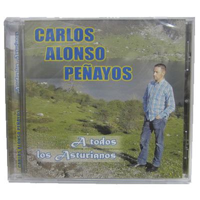 Carlos Alonso Peñayos - A todos los Asturianos
