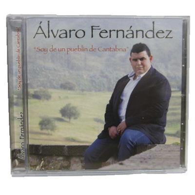 Álvaro Fernández - Soy de un pueblín de Cantabría