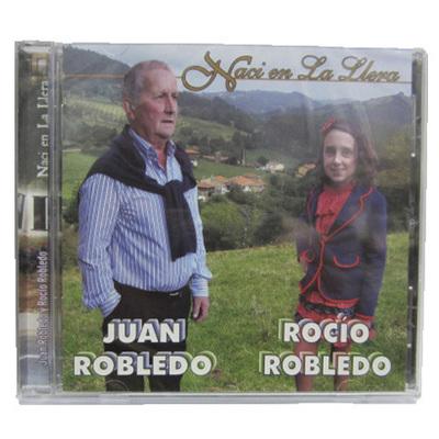 Juan Robledo y Rocío Robledo - Naci en la Llera