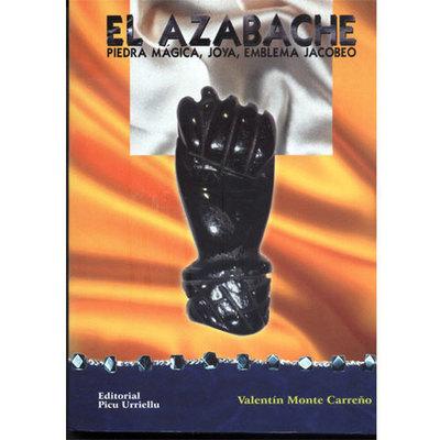 El Azabache:  piedra mágica, joya, emblema jacobeo
