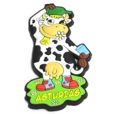 Iman goma Vaca escanciadora