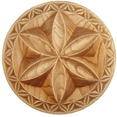 Aro madera Flor Galana