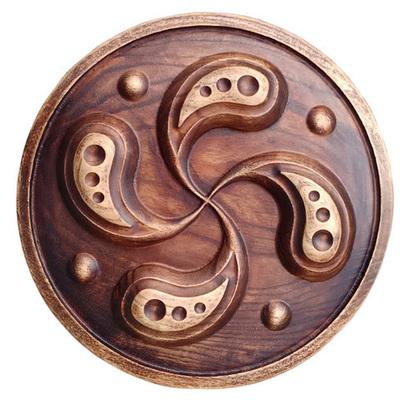 Aro madera tetrasquel