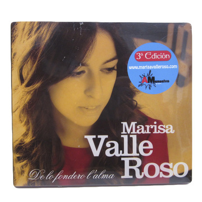 Marisa Valle Roso - De lo fondero l´alma