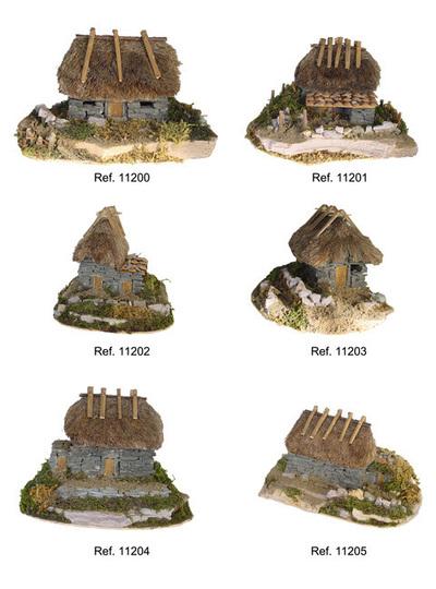 Teitos artesanales varios modelos