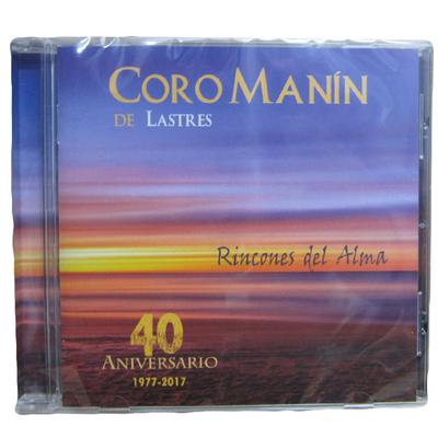 Coro marinero Manín de Lastres - Rincones del Alma - 40 aniversario