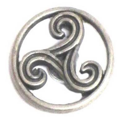Iman metal Trisquel