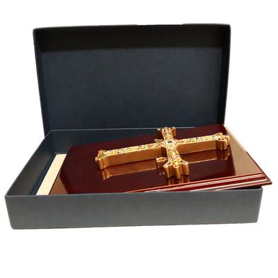 Caja cartón presentación regalos metopas