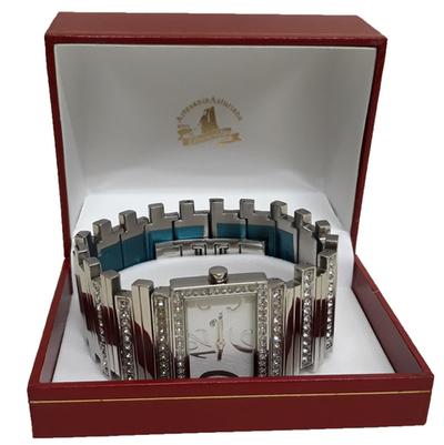 Caja presentación relojes.