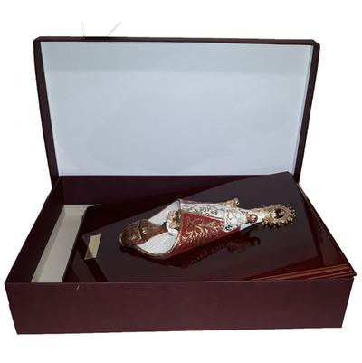 Caja cartón presentación regalos metopas grandes