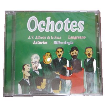 Ochotes - X Encuentro de cuartetos y ochotes Valle del Nalón