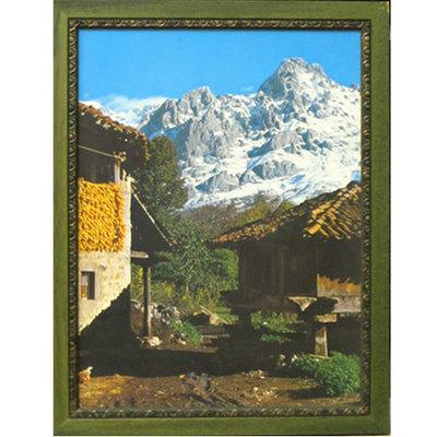 Picos de Europa vista aldea
