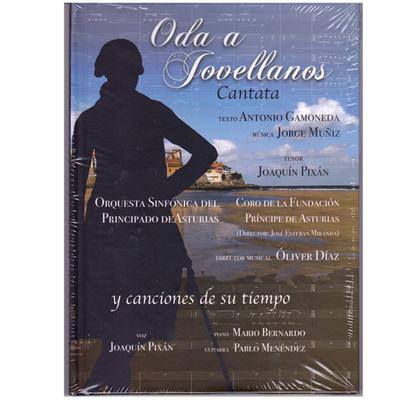 Oda a Jovellanos - Joaquin Pixán
