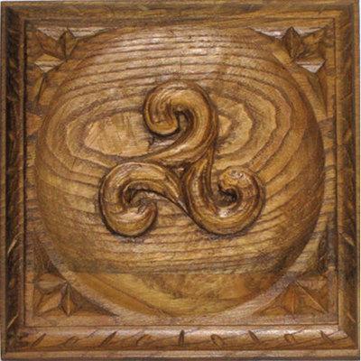 Tablas motivos celtas variados