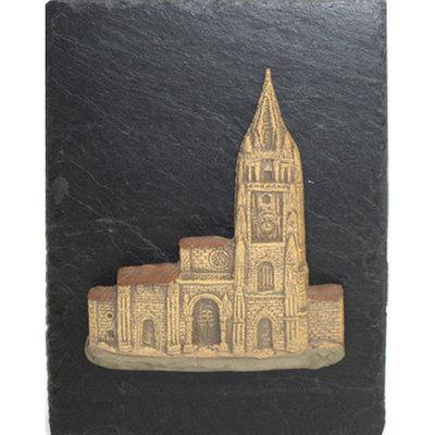 Fachada catedral oviedo - Colgar