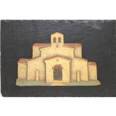 Fachada San Julian Prados - colgar