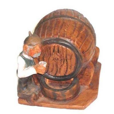 Barril con asturiano - espicha