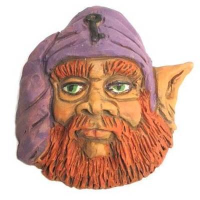 Mascaras medianas mitologia