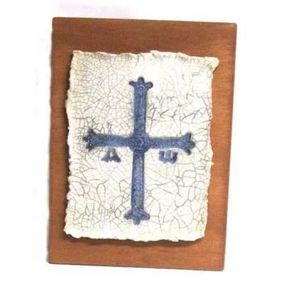 Cuadros cruz victoria - Colgar