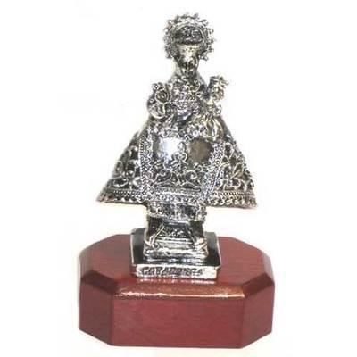 Virgen Covadonga  15 cm.
