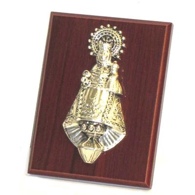 Virgen Covadong.placa sobremesa pequeña