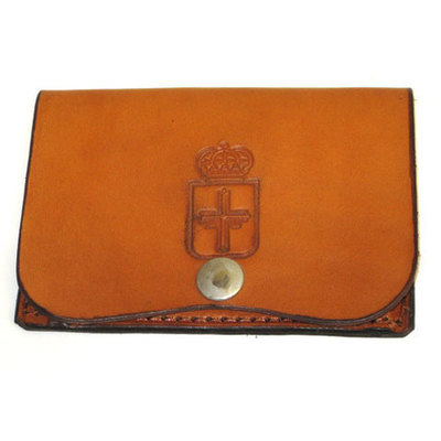 Monederos escudo asturias troquelao