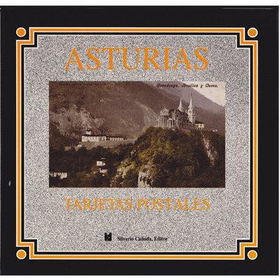 Asturias- tarjetas postales  - antiguas