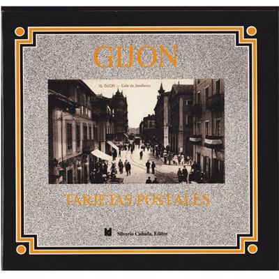 Gijón - tarjetas postales  - antiguas
