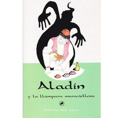 Aladín y la llámpara maraviellosa - versión en asturiano